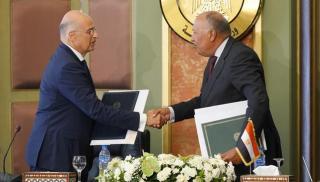 Η δυνατότητα διαφορετικών επιλογών από τη συνομολόγηση Συμφωνίας Οριοθέτησης με την Αίγυπτο