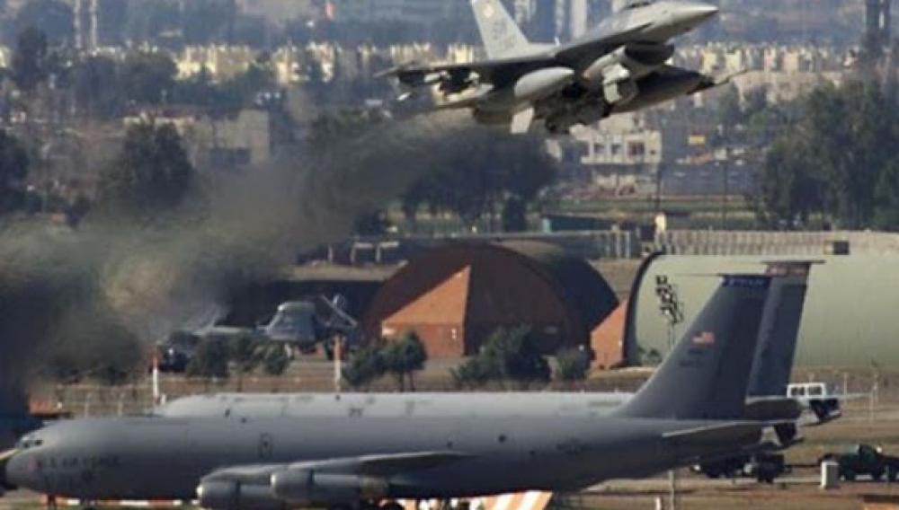 ΗΠΑ: Εντείνονται οι προετοιμασίες αποχώρησης από την αεροπορική βάση του Ιντσιρλίκ