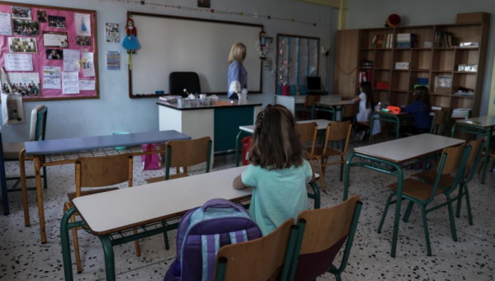 Στα σχολεία φτάνουν εντός τις ημέρας οι υφασμάτινες μάσκες για τους μαθητές