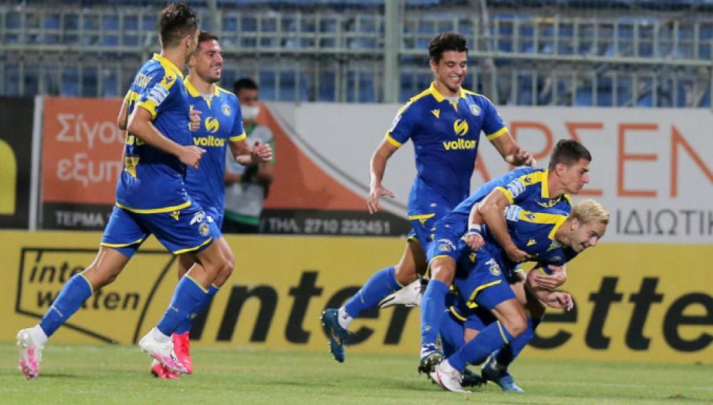 Ο Παναθηναϊκός έχασε 1-0 στην Τρίπολη από τον Αστέρα