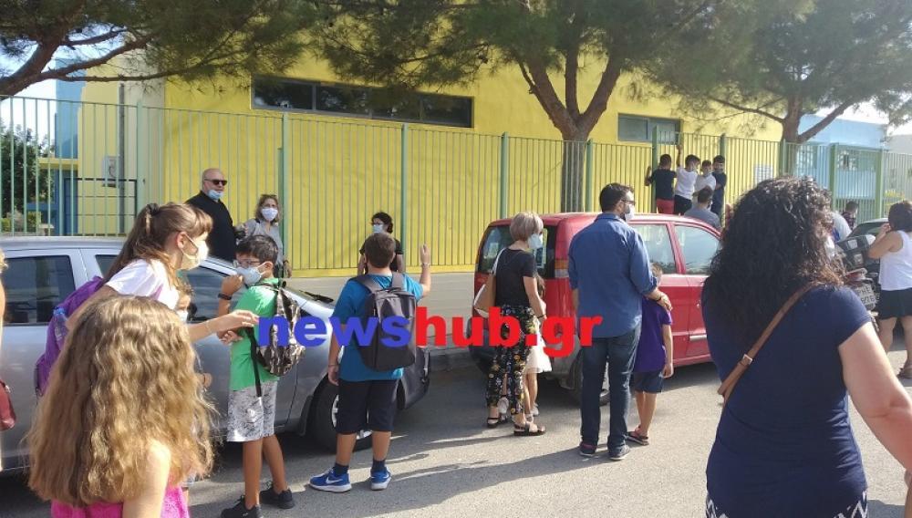 Ηράκλειο: Ζητούν να ανασταλεί η λειτουργία του σχολείου μετά το κρούσμα με τη δασκάλα