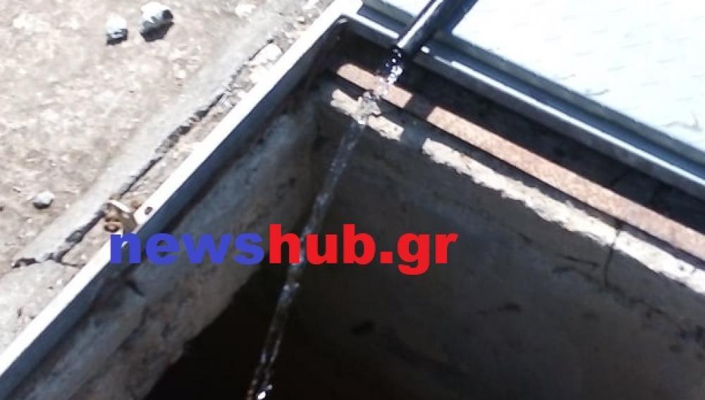 Ηράκλειο: «Φωτιές» για το νερό έχει ανάψει η δεξαμενή υδροδότησης (φωτογραφίες- έγγραφα)
