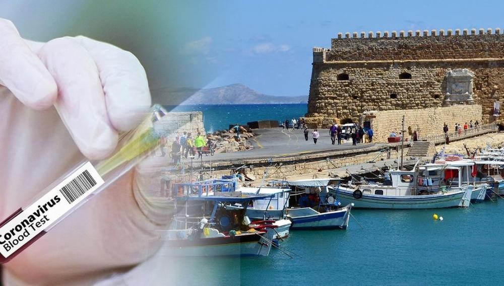Κορωνοϊός: Παρατείνονται τα μέτρα σε Ηράκλειο και Χανιά