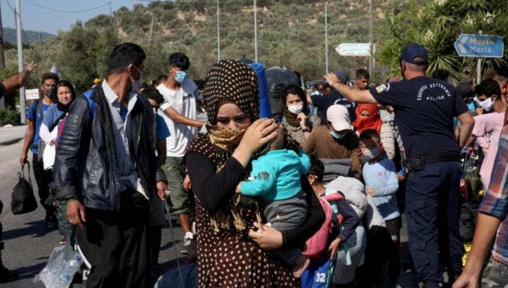 Διεθνής Οργανισμός Μετανάστευσης: Έκκληση για ευρωπαϊκή αλληλεγγύη στην Ελλάδα