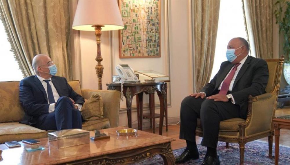 Δένδιας: Υπόδειγμα στην αρχή σεβασμού καλής γειτονίας η συμφωνία Ελλάδος - Αιγύπτου