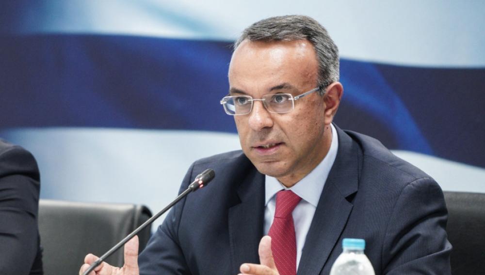 Σταϊκούρας: Απαλλαγή από την εισφορά αλληλεγγύης, τα εισοδήματα από ενοίκια και μερίσματα που εισπράττονται το 2020