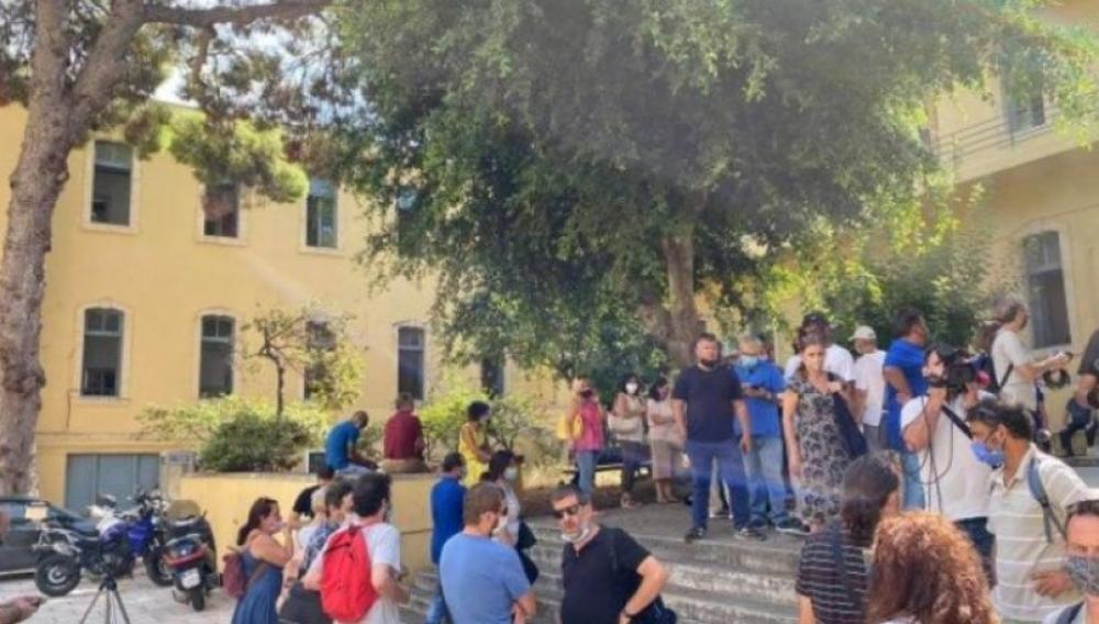 Χανιά: Φυλάκιση 14 μηνών για τον γονέα που ξυλοκόπησε εκπαιδευτικό