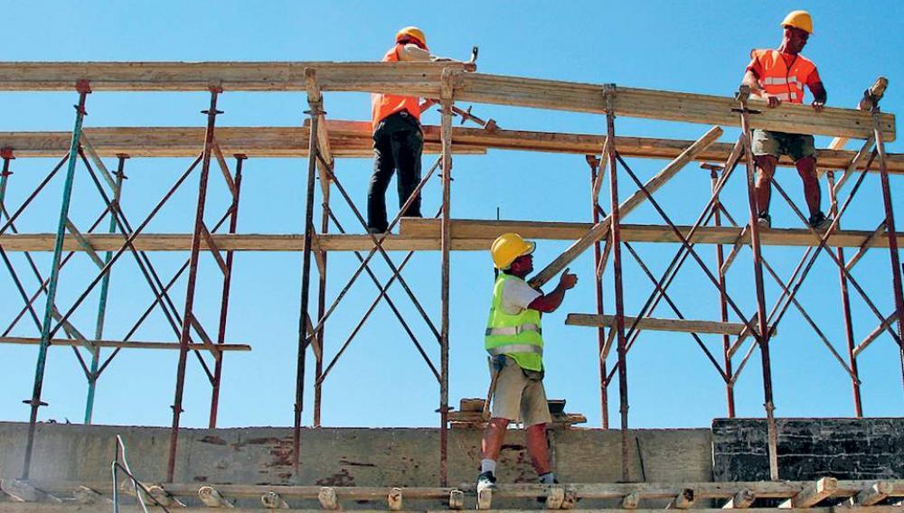 Στην Κρήτη η μεγαλύτερη αύξηση σε οικοδομικές άδειες (πίνακες)