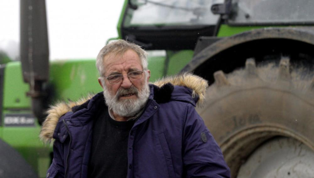 Πέθανε ο εμβληματικός αγροτοσυνδικαλιστής Βαγγέλης Μπούτας