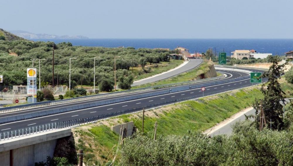 Χανιά: Κυκλοφοριακές ρυθμίσεις στο βόρειο οδικό άξονα Κρήτης