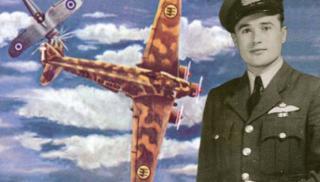 Ο πιλότος που έμεινε στην ιστορία κατά τη διάρκεια του ελληνοϊταλικού πολέμου (βίντεο)