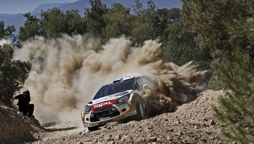 Επιστροφή του Ράλι Ακρόπολις στο WRC