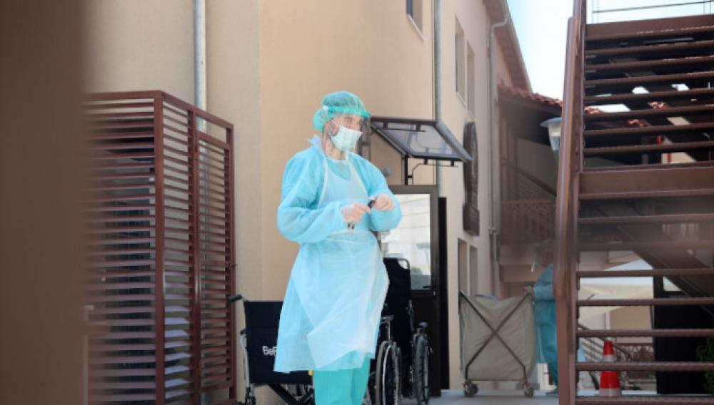 13 νέα κρούσματα το τελευταίο 24ωρο στην Κρήτη- Ο χάρτης πανελλαδικά για τους 233 ασθενείς