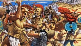 Η Μάχη του Μαραθώνα (βιντεο)