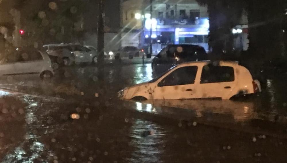 «Πνίγηκε» το Ηράκλειο - Στιγμές με... πλημμυρισμένη την πόλη (φωτογραφίες)