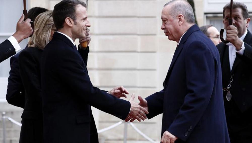 Γαλλία: «Έτοιμοι για διάλογο με Τουρκία, προετοιμασμένοι για κάθε ενδεχόμενο»