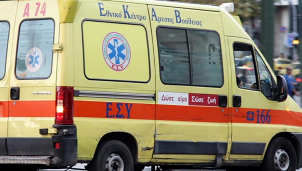 Κρήτη: Κινητοποίηση για τροχαίο με εγκλωβισμό 2 γυναικών που έπεσαν με ΙΧ σε γκρεμό