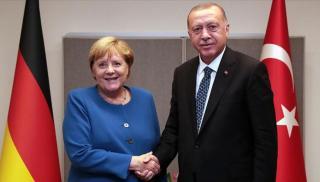 Τριμερής τηλεδιάσκεψη Ερντογάν-Μέρκελ-Μισέλ σημερα