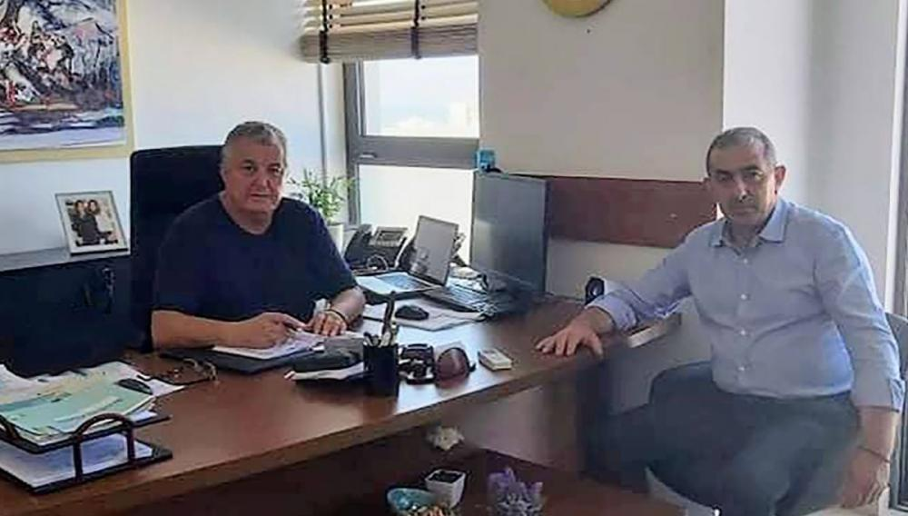 Συνάντηση Βαρδάκη - Καλογεράκη για τον ΕΣΔΑΚ