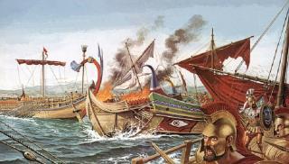 Ναυμαχία Σαλαμίνας : Πώς οι αρχαίοι Αθηναίοι κατατροπωσαν τους Πέρσες