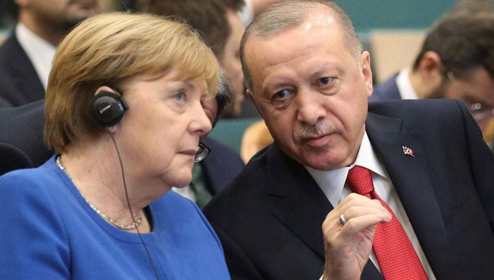 Τριμερής τηλεδιάσκεψη Ερντογάν-Μέρκελ-Μισέλ αύριο