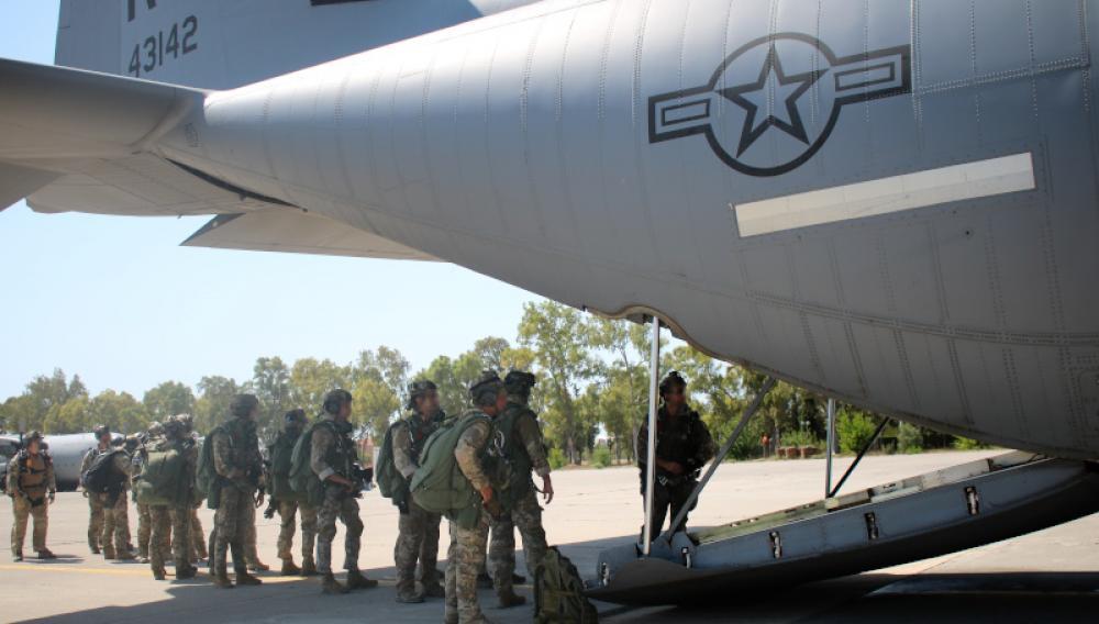 «Stolen Cerberus»: Ολοκληρώθηκε η στρατιωτική άσκηση συνεργασίας Ελλάδας - ΗΠΑ