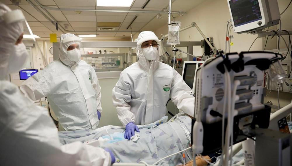 Ισραήλ: Τα νέα κρούσματα covid-19 έχουν φτάσει να ξεπερνούν τα 5.000 ημερησίως