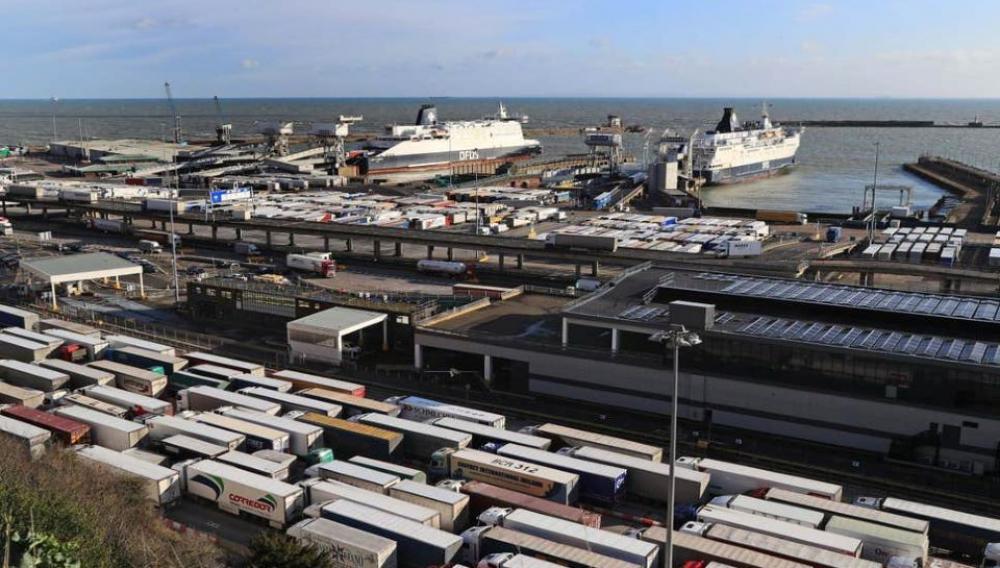 Brexit: Καμπανάκι για ουρές 7.000 φορτηγών στο Κεντ από 1η Ιανουαρίου