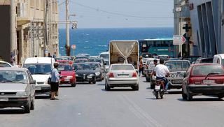 Ηράκλειο: Μπαίνουν τα συνεργεία στην Αρχιεπισκόπου Μακαρίου - Έτσι θα είναι ο νέος δρόμος (φωτογραφίες)