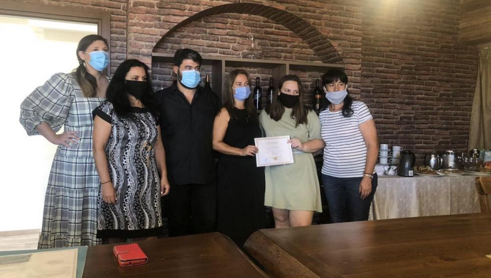 Απονομή Υποτροφιών Από Το Ι.ΙΕΚ KAPPA STUDIES