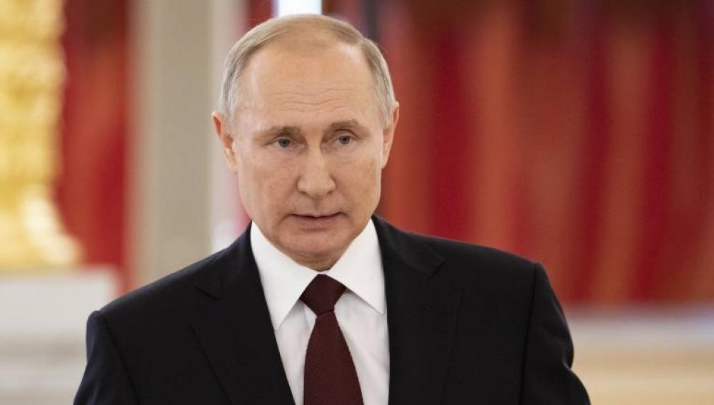 Υποψήφιος για το Νόμπελ Ειρήνης ο Πούτιν