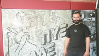 Στην «καρδιά» των μαχητικών αθλημάτων: Στο γυμναστήριο «Πυξ Λαξ» (φωτογραφιες)