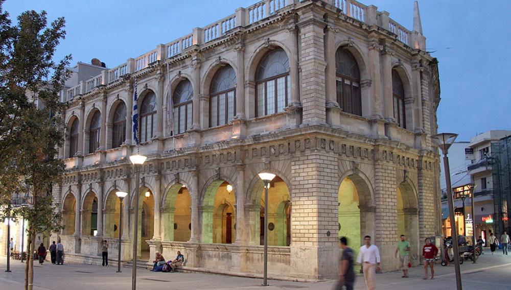 Συν+ Πράξη Δημοτών Ηρακλείου: «Κανένα πονηρό θέμα δεν υποκρύπτει η  πρόταση για την ανακατασκευή της  La Thérèse»