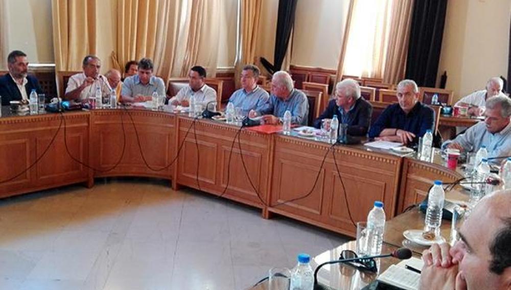 Παρέμβαση της ΠΕΔ Κρήτης στον πρωθυπουργό για όλα τα ζητήματα του νησιού
