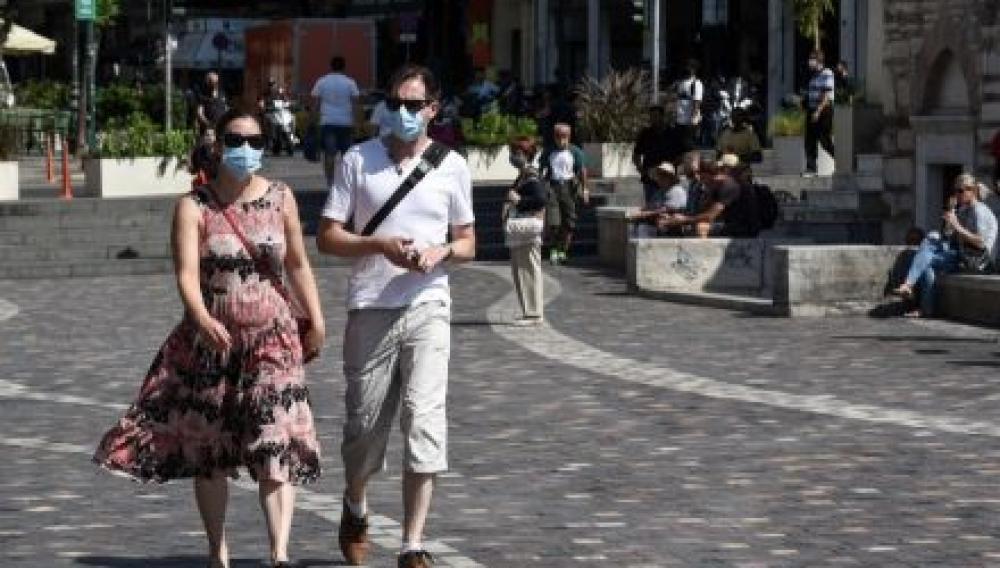 Κορωνοϊός- Αττική: 900 ενεργά κρούσματα- Έλεγχοι με rapid tests