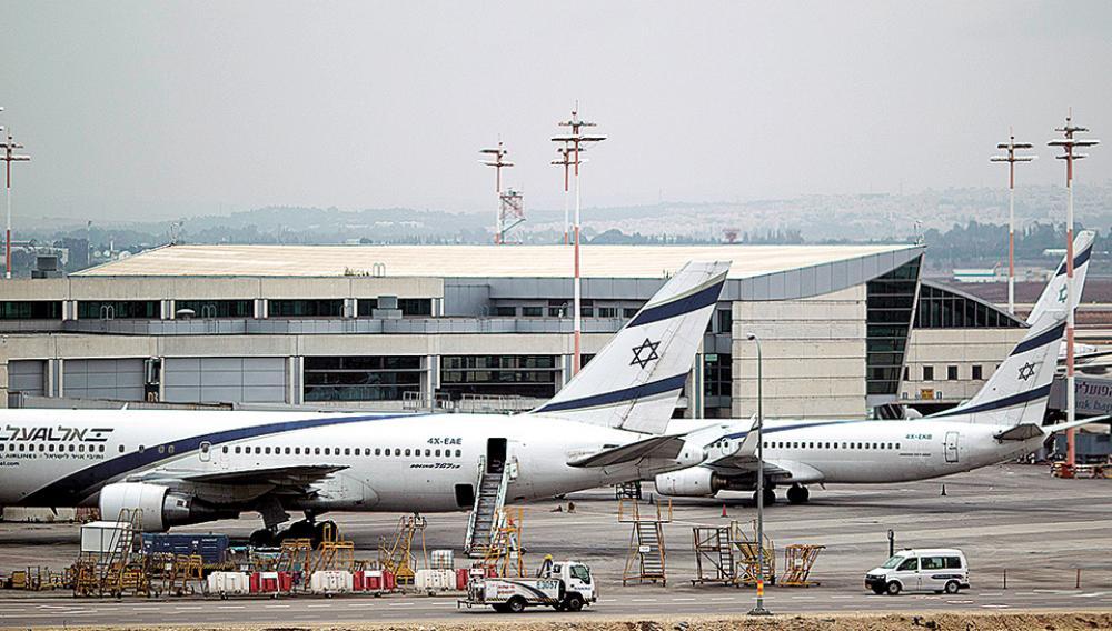 Ισραήλ: Περιορισμοί στις πτήσεις