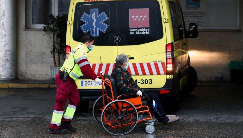Ισπανία: Πανδημία και περικοπές γονατίζουν τα νοσοκομεία