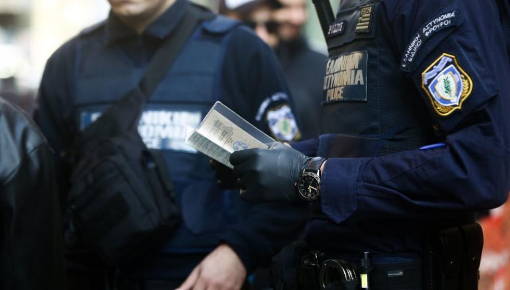 Δύο τραυματίες αστυνομικοί από επίθεση στο Μενίδι