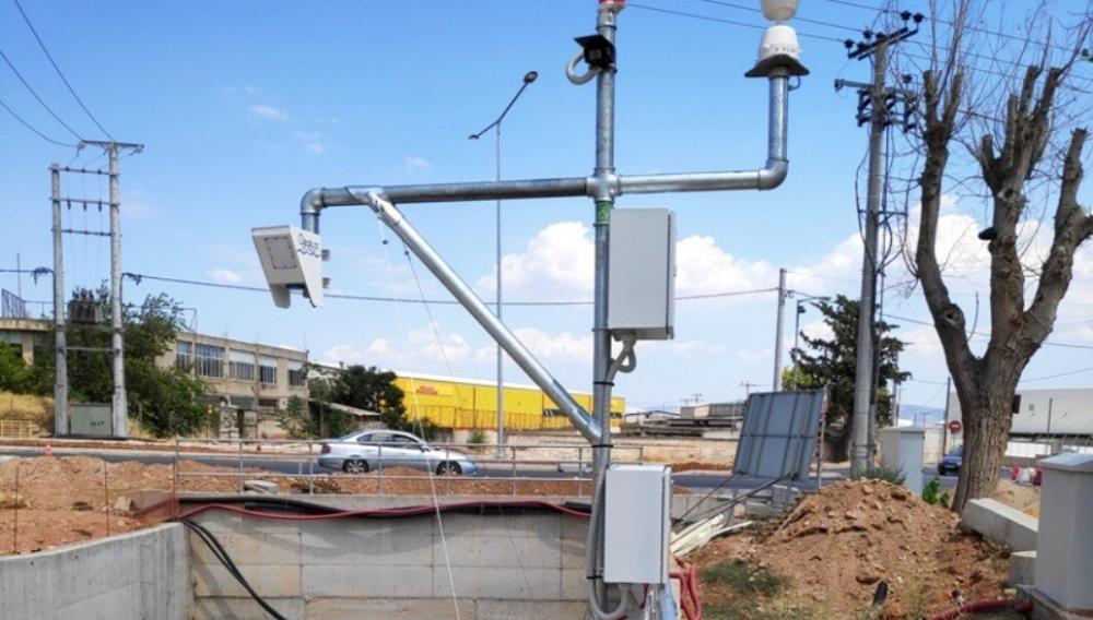 Εγκατάσταση τριών τηλεμετρικών υδρομετεωρολογικών σταθμών