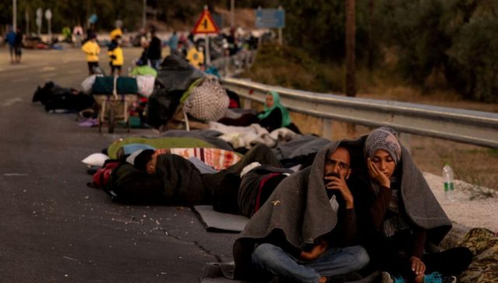 Την Τετάρτη στην χώρα 150 ασυνόδευτα ανήλικα προσφυγόπουλα από την Μόρια