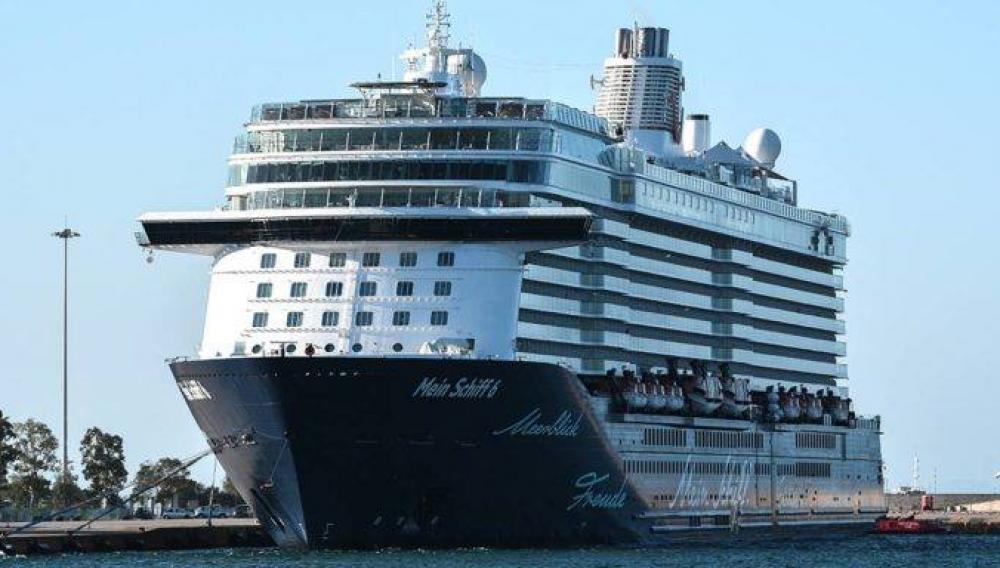 «Mein Schiff 6»: Αρνητικό και το τρίτο τεστ στα 12 μέλη πληρώματος του κρουαζιερόπλοιου