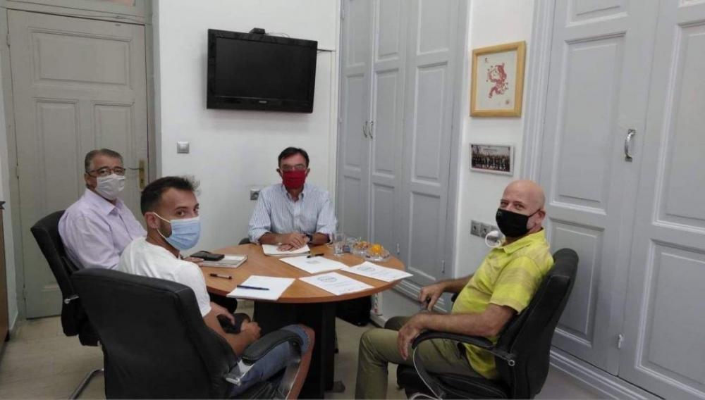 Συνάντηση ενημέρωσης για τα Ευρωπαϊκά προγράμματα DTRAIN & MOVING