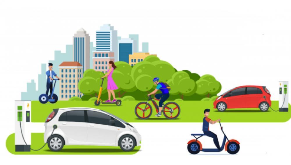Κινούμαι ηλεκτρικά: Σταθερά μπροστά το ηλεκτρικό ποδήλατο