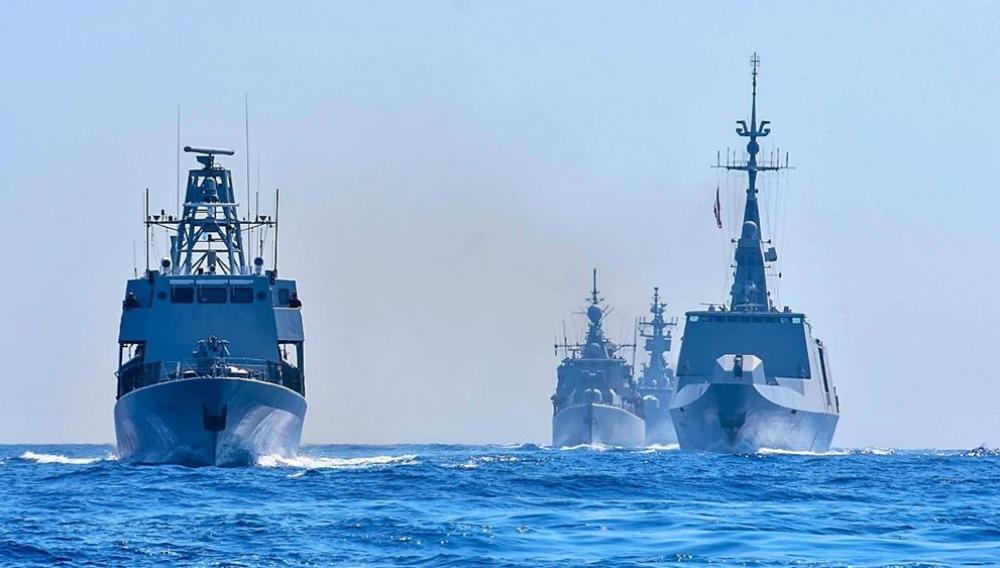 «Αποκλιμάκωση μόνο με απομάκρυνση των τουρκικών πλοίων»