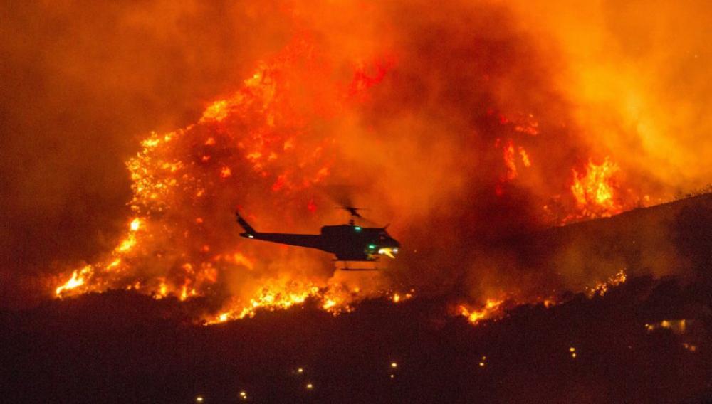 Καλιφόρνια: Περισσότερα από 2 εκατ. στρέμματα έχουν κάψει οι πυρκαγιές