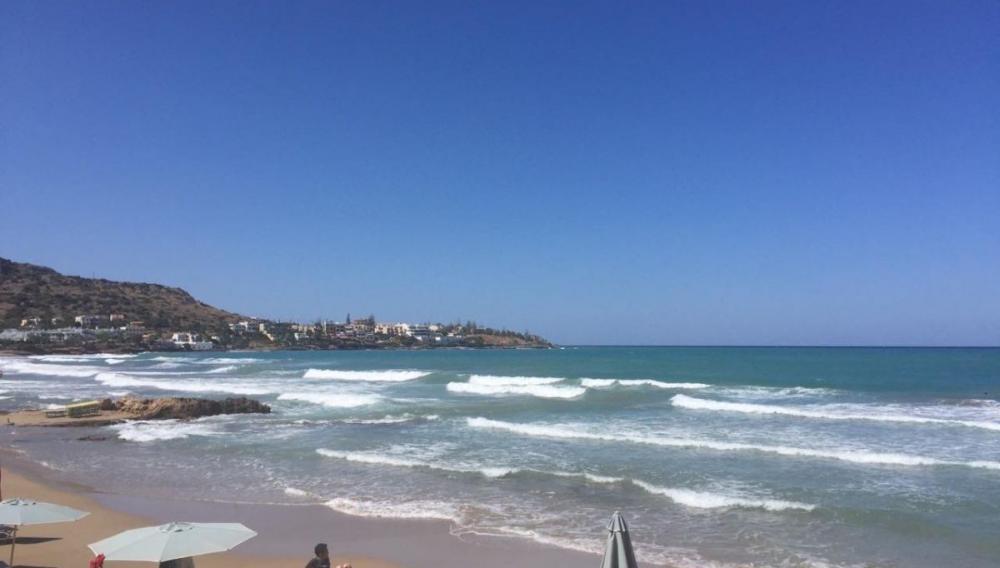 Κρήτη: Διάσωση παιδιού στην παραλία του Φοίνικα στην Σταλίδα