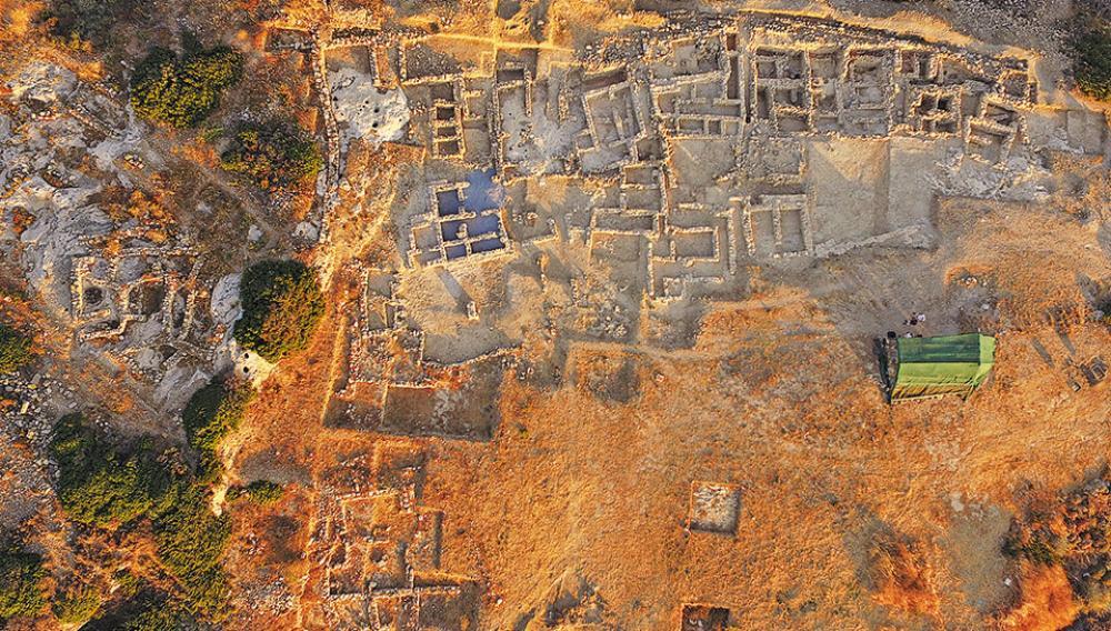 Σημαντική ανασκαφή 16 ετών στον Πετρά Σητείας