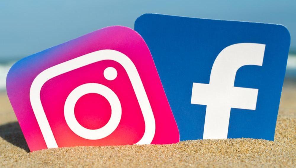 Instagram stories μέσα από το Facebook app