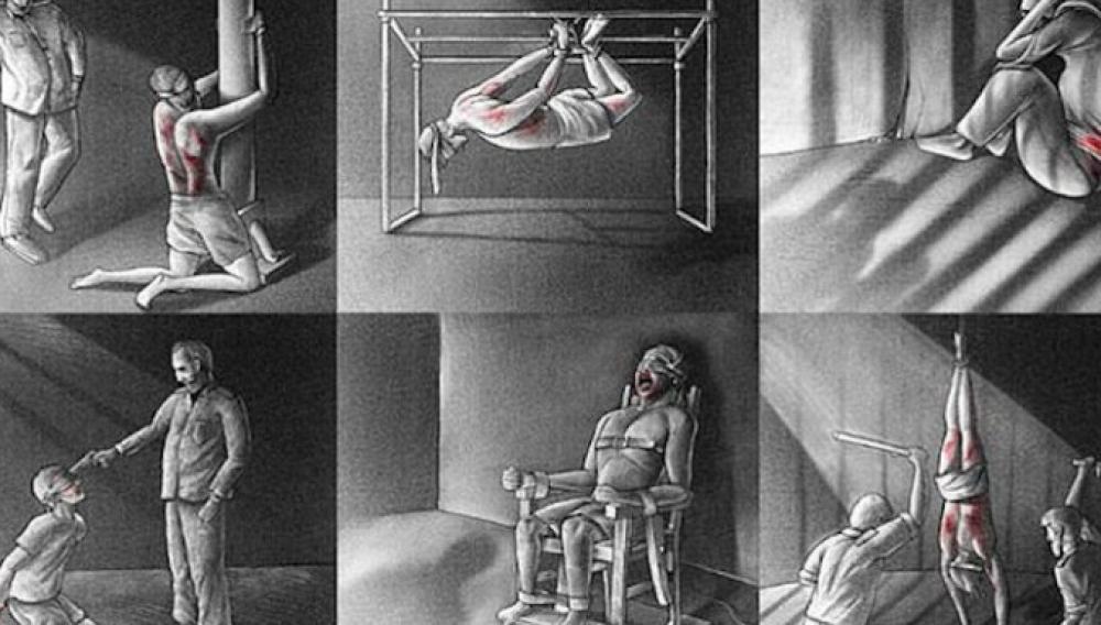 Ιράν: Φρικτά βασανιστήρια κρατουμένων με ηλεκτροσόκ