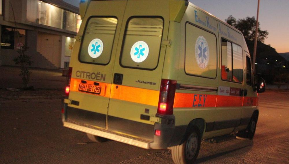 Κρήτη: Σε σοβαρή κατάσταση ο ανήλικος μετά το τροχαίο